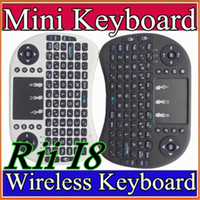 10X Wireless Keyboard rii i8 keyboards Fly Air Mouse Multi- M...