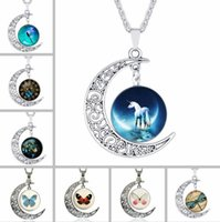 New arrival Moon Time Gem Fashion Retro Alloy Ornament Popul...