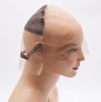 DIY Glueless 전체 레이스 가발 가발 스위스와 프랑스 레이스 머리카락 그물 끈과 귀에 끈으로 뻗어 있습니다.