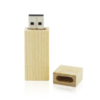 HanDisk Wooden Square Corner USB Flash Drive 1gb 2gb 4g 8g 1...