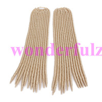 Dread Lock good quality Synthetic Braiding Hair synthetic fa...