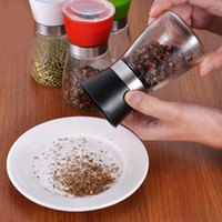 Kitchen Tool Glass Manual Pepper Grinder Mill Grinding Glass...
