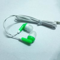 Cheapest 3. 5MM Plug In- ear Earphone MP3 MP4 Headphone Noise ...