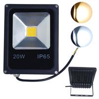 10 W 20 W 30 W 50 W LED Işıklandırmalı Açık Yıkama Sel Işık Lambası AC85V-265V Projektörler Beyaz