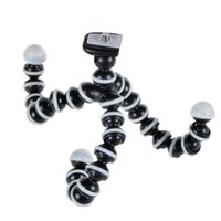 50PCS 범용 삼각대 유연 영웅 HD 카메라 작은 크기 0001 마운트 휴대용 미니 홀더 그립 스탠드