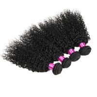 Brazilian Virgin Kinky Curly Weave Human Hair Bundles Indian Malaysian Mongolian Peruvian Human Hair Kinky Curly Hair Extensions