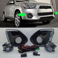 1 Set For Mitsubishi Outlander Sport 2013- 15 Car Auto Front ...