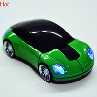 Wireless Mouse Cool Fashion Super Shaped Car Mouse USB 2. 4G ...
