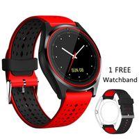 V9 smartwatch android V8 DZ09 U8 samsung смарт-часы SIM интеллектуальный мобильный телефон часы могут записывать состояние сна смарт-часы