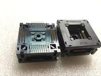Yamaichi IC Test Gniazdo IC234-1004-023N QFP100PIN 0.5mm Pitch 14x14mm Burn In Gniazdo
