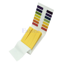 Wholesale- Nice 80pcs Range pH 1-14 Test Testing Indicator Carta tornasole Strisce Kit Universale # U225 #