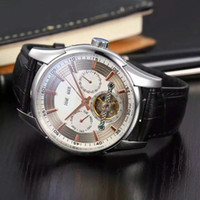 High Quality Men Watch All Subdials Work Mechanical Automati...