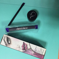 3PCS / SET Vamp Stamp Winged Liner Set Double-end Vavavoom Wing Stamp Medium Большой штамп с подводкой для глаз 1шт + 1brush + 1eyeliner 3001059