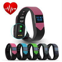 M3S Wasserdichte Pulsmesser Smart Band Bluetooth Armband Fitness Flex Armband für iOS Android pk Miband 2 Fitbits Whloesale 1 teil / los