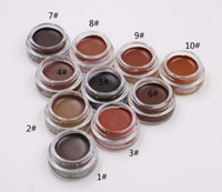 Hot Sale Pomade Medium Brown Waterproof Makeup Eyebrow 4g Bl...