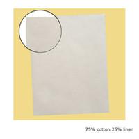 200Qty bond printinng papier 75% coton 25% lin pass stylo de contrefaçon papier de test de haute qualité vente chaude aux États-Unis