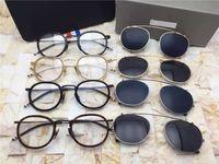 النظارات الشمسية إطارات TB-710 لوح إطار نظارات إطار استعادة سبل القديمة oculos دي غراو الرجال والنساء قصر النظر النظارات إطارات