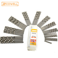 55Pcs 1 2 3 3. 5 4 4. 2 4. 5 5 5. 5 6 6. 5mm HSS M2 Straight Shan...