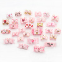 armipet 10 Pcs Handmade Dog Bow Grooming Bows For Puppy Dogs...