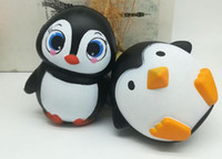New Arrival Jumbo Squishy Penguin Kawaii Cute Animal Slow Ri...