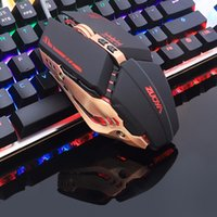 10xZUOYA Professional gamer Gaming Mouse 8D 3200DPI Adjustab...