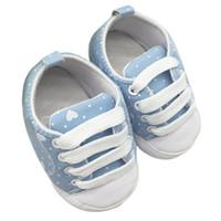 Kinder Mädchen Jungen Infant Baby Jungen Mädchen Weichbesohlte Baumwolle Krippe Schuhe Schnürsenkel Prewalkers Erste Wanderer