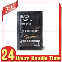 En iyi fiyat 10 Adet Siyah Nokta Remover Derin Temizleyici Siyah Çamur Maskesi Akne Gözenek Şerit Soyma Siyah Maske