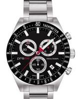Venta al por mayor nuevo prs516 cristal de zafiro cuarzo reloj para hombre t044.417.21.051.00 T044 esfera blanca reloj ETA 211. Entrega gratuita.