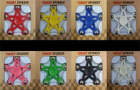 2017 NEW Hot Five Angle HandSpinnerS Fidget Spinners FIVE ST...