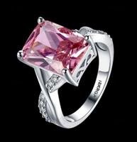 Modeschmuck neue 925 Silber Paar Ring Fit Pandora weiblichen Kristall aus Swarovski Ringe