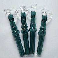Hunter / White / Green Glass Pipes Новое Прибытие Курение Воды Бонг Реальные Изображения Дешевые Трубы Для Воды Курительные Принадлежности Glass Bong на складе