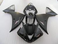 Самые продаваемые обтекатели для литья под давлением Yamaha YZF R1 09 10 11 12 13 14 черные матовые обтекатели YZFR1 2009-2014 OR29