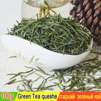 2019 haute qualité thé vert Mingqian frit queshe thé Maojian 100 grammes de régime sain vert + LIVRAISON GRATUITE