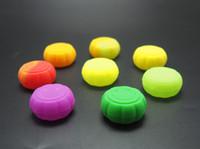 6ML Contenitore in silicone ALIMENTAZIONE ALIMENTARE SICURO SICK SHICK Smoking Concentrate Jar Facile da pulire