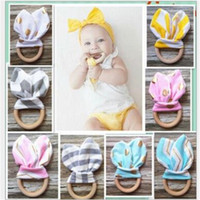 25Style Baby Teething Ring Safety Environmental Friendly Kid...