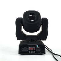 Mini Spot 60W LED Moving Head Light With Gobos Plate&Color P...