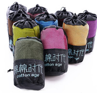 Serviette de sport Sweat Quick - Séchage en plein air Fitness en cours d'exécution de yoga serviettes ultra - fine fibre serviettes de sport, livraison gratuite