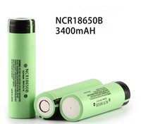 Japan 3400mah 100% Original NCR 18650B Rechargeable Battery ...
