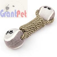 зоомагазины жевательный шар любимый продукт лучшие продажи Grantpet PetBone узел нерушимый собака игрушки для агрессивных Chewers917#