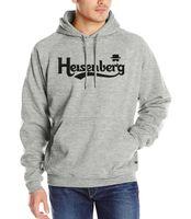 Wholesale- Heisenberg Breaking Bad hoodies men 2017 autumn winter fleece sweatshirts male plus size  tracksuits fashion kpop pullovers