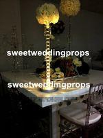 Centerpieces пера страуса для украшения венчания и CENTERPIECES венчания