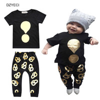 Summer Newborn Baby Set Clothes Fashion Boy Girl 1st Birthda...