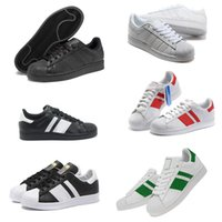 Shoes Fashion Men Casual Shoes Superstar Female Sneakers Wom...
