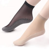 5Pair Women Socks Female Socks Summer Style Skin Color Black...