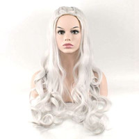 Synthetic Hair Long Wavy Wig Game of Thrones Daenerys Targar...