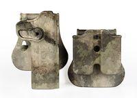 Nouvelle arrivée tactique 1911 Holster Pistolet avec palette en plastique dur pour CS Wargame CL7-0032