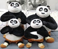 New 20cm Kung Fu Panda 3 Plush Stuffed Toys High quality sec...