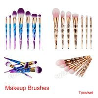 2017 Good quality color optional Professional 7pc lot brush ...