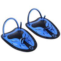الحوت للجنسين سباحة الزعانف تقرن قابل للتعديل المجاذيف الزعانف تراء بركة التدريب قفازات الغوص اليد سباحة الزعانف + B