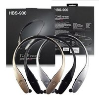 HBS 900 Bluetooth Headphone Earphone For HBS900 Sports Stere...